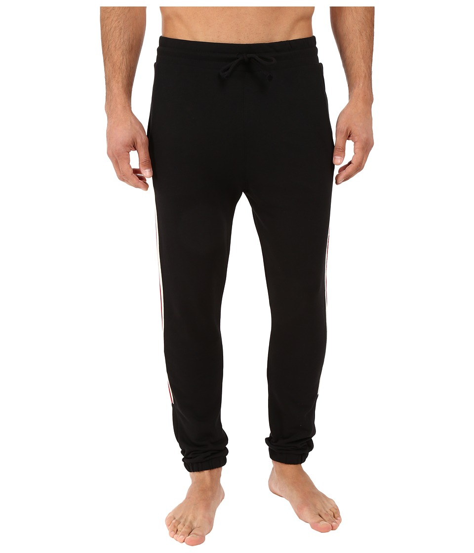 Diesel - Mo-D Martin Lounge Pants KALO (Black) Men's Casual Pants