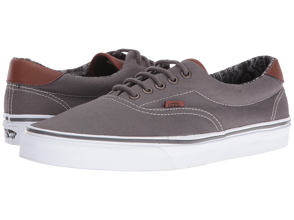 Vans - Era 59 ((C&L) Pewter/Italian Weave) Skate Shoes