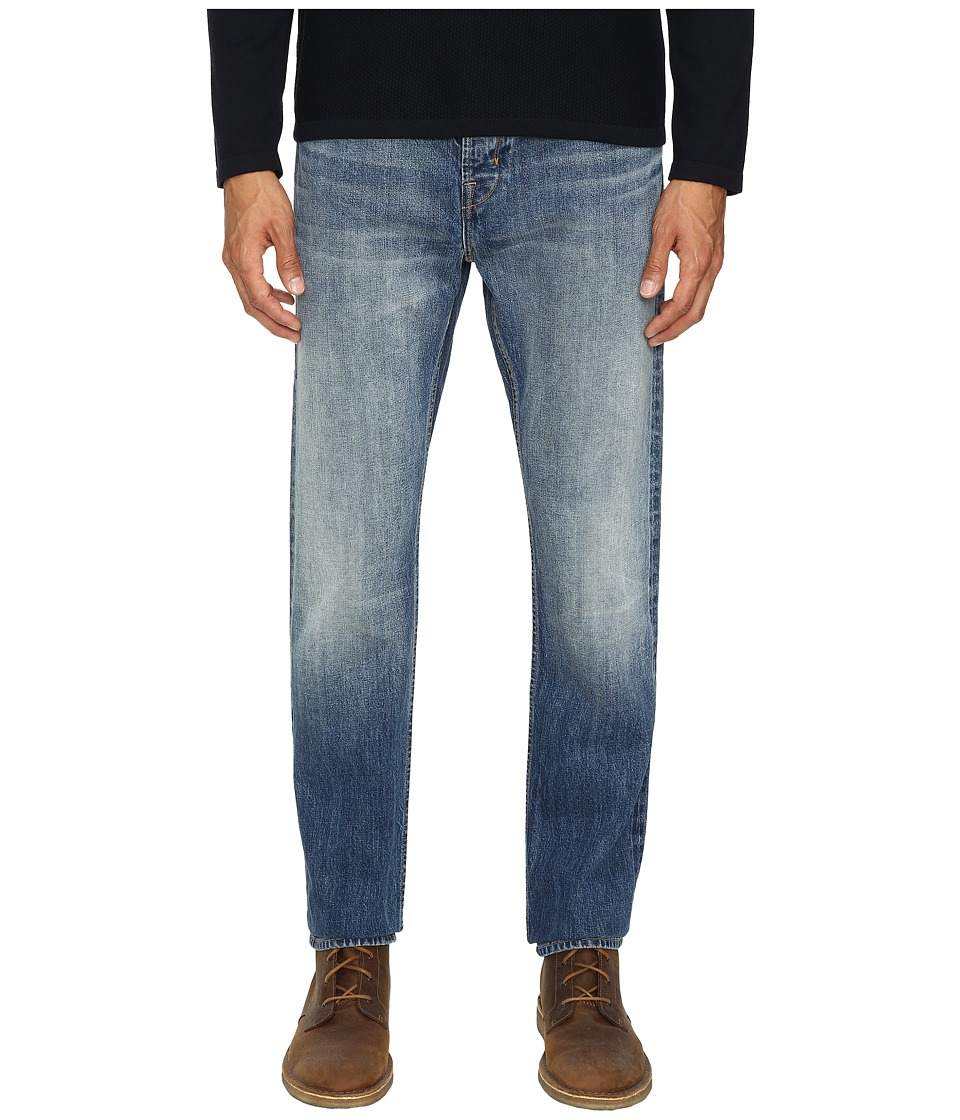 Vince - Selvedge Straight Fit Denim (Mcguinness Blue) Men's Jeans