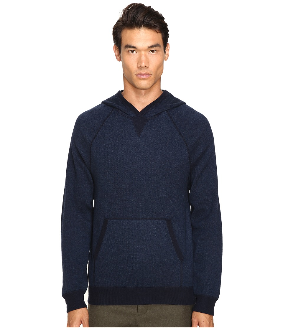 Vince - Hoodie (Prussian Blue) Men's Sweatshirt