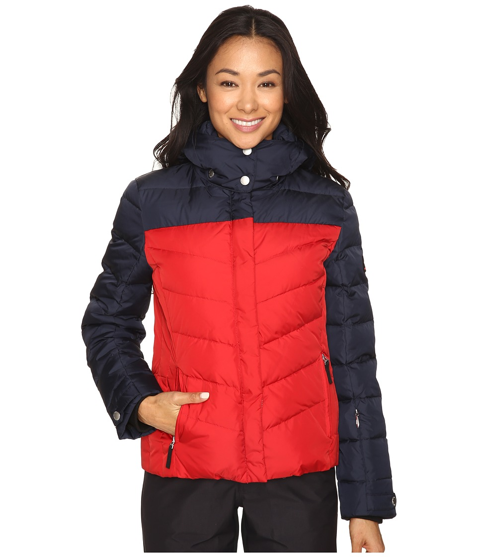 Bogner Fire + Ice - Sally2-D (Navy/Red) Women's Clothing