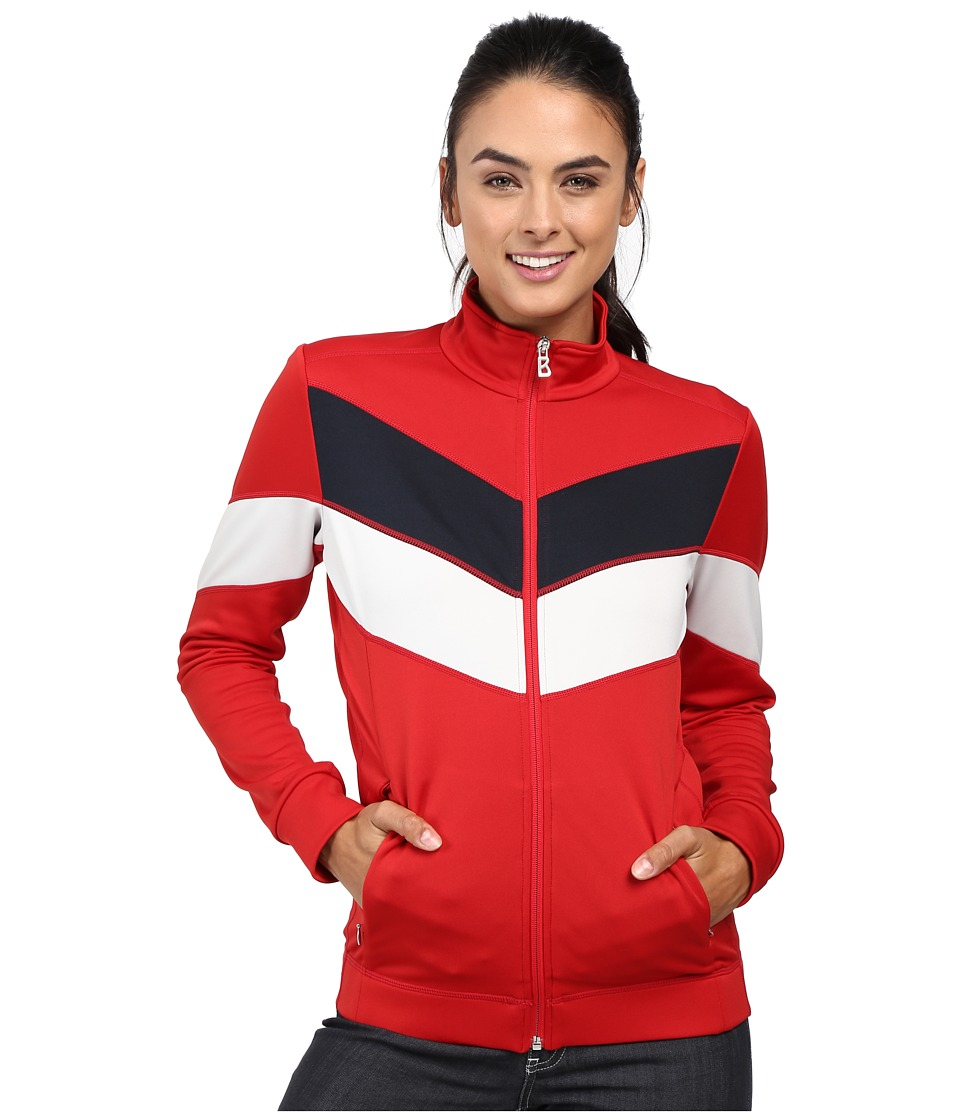 Bogner Fire + Ice - Sanne (Red) Women's Clothing