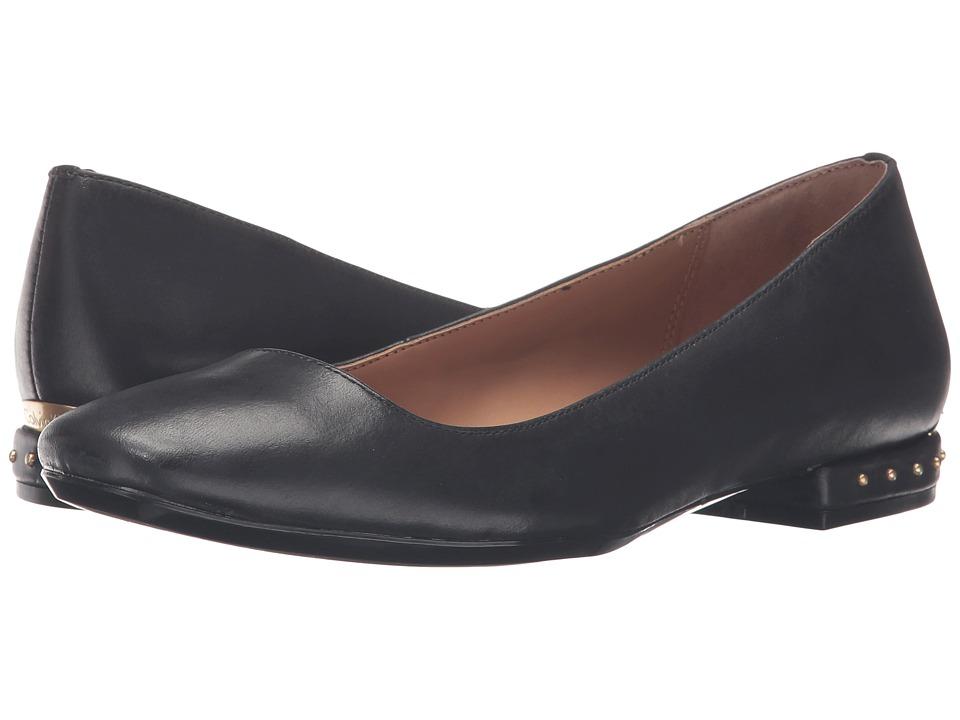 Calvin Klein Fridelle (Black Leather) Women