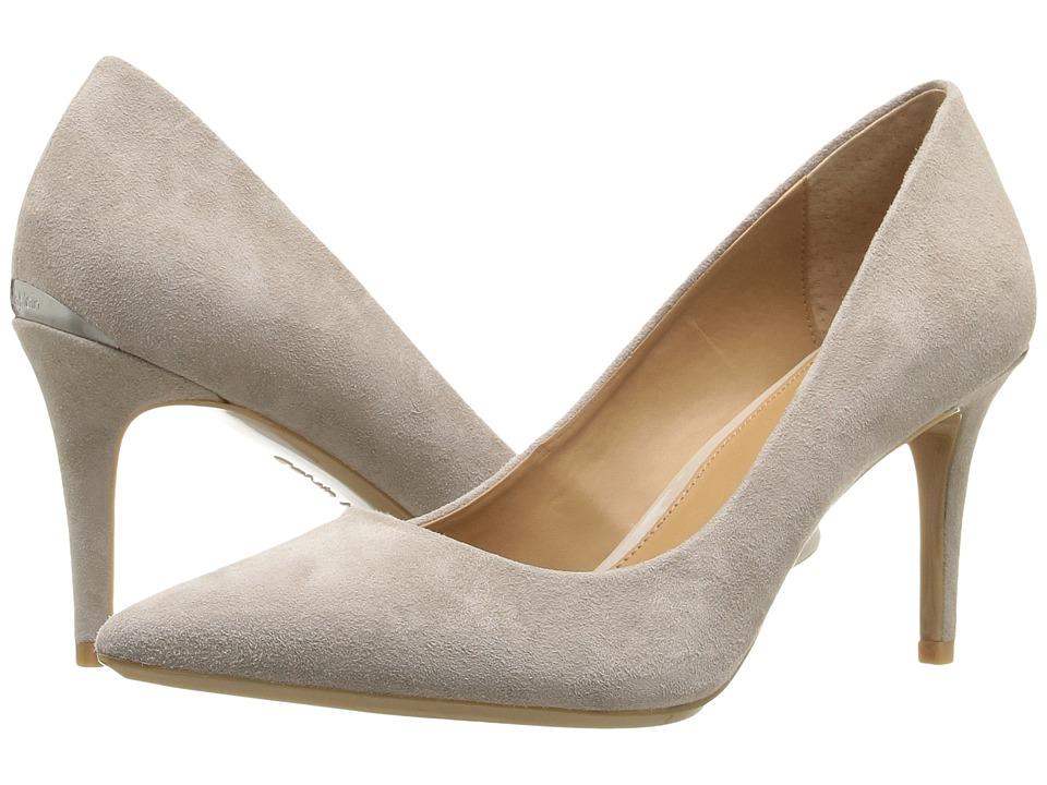 Calvin Klein - Gayle (Cocoon Suede) High Heels