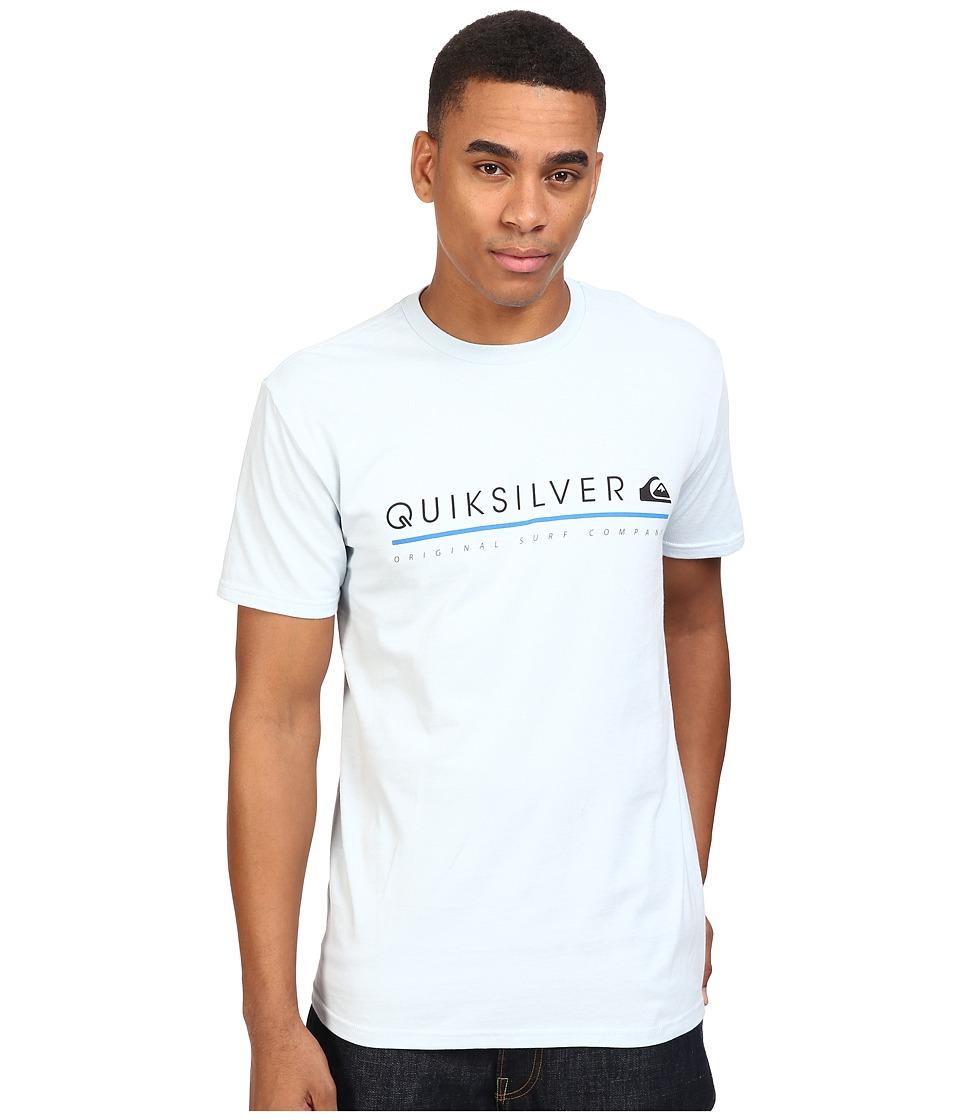 Quiksilver - Formula Uno Tee (Ballad Blue) Men's T Shirt