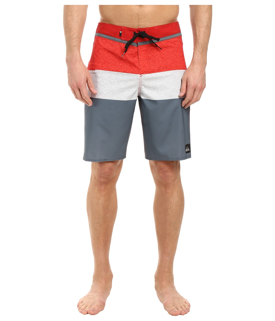Quiksilver - Everyday Blocked Vee 20 Boardshorts (Stormy Weather) Men's Swimwear