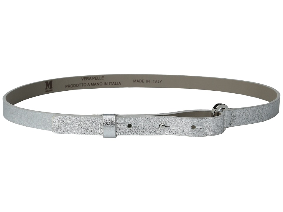 M Missoni - Belt (Silver) Women's Belts