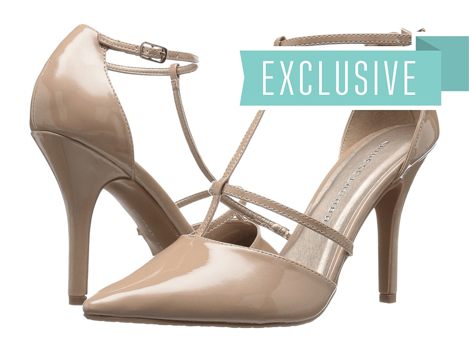 Chinese Laundry - Stand Tall (Nude Patent) High Heels