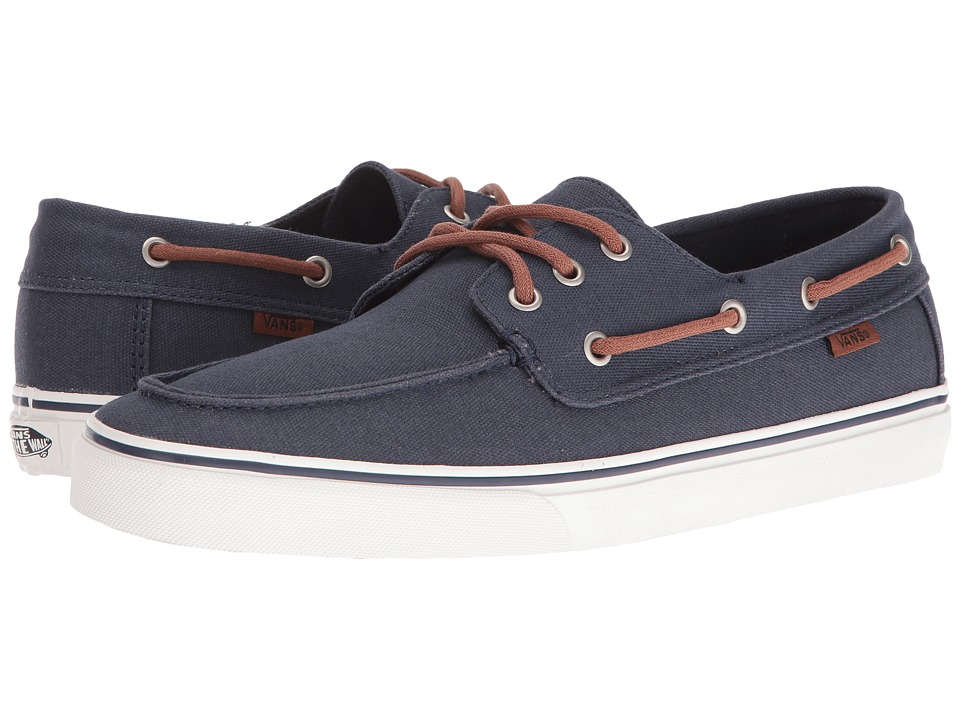 Vans - Chauffeur SF (Parisian Night/Stripes) Men's Shoes