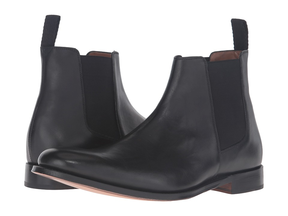 Grenson - Declan Calf Chelsea Boot (Black) Men's Shoes