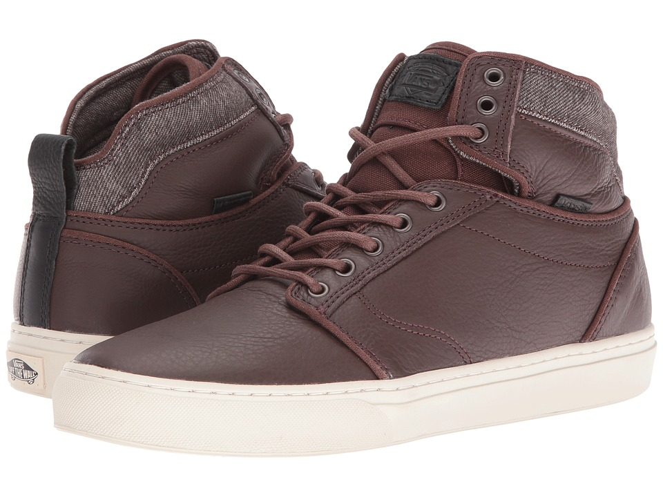 Vans Alomar ((Monogram) Chestnut/Turtledove) Men