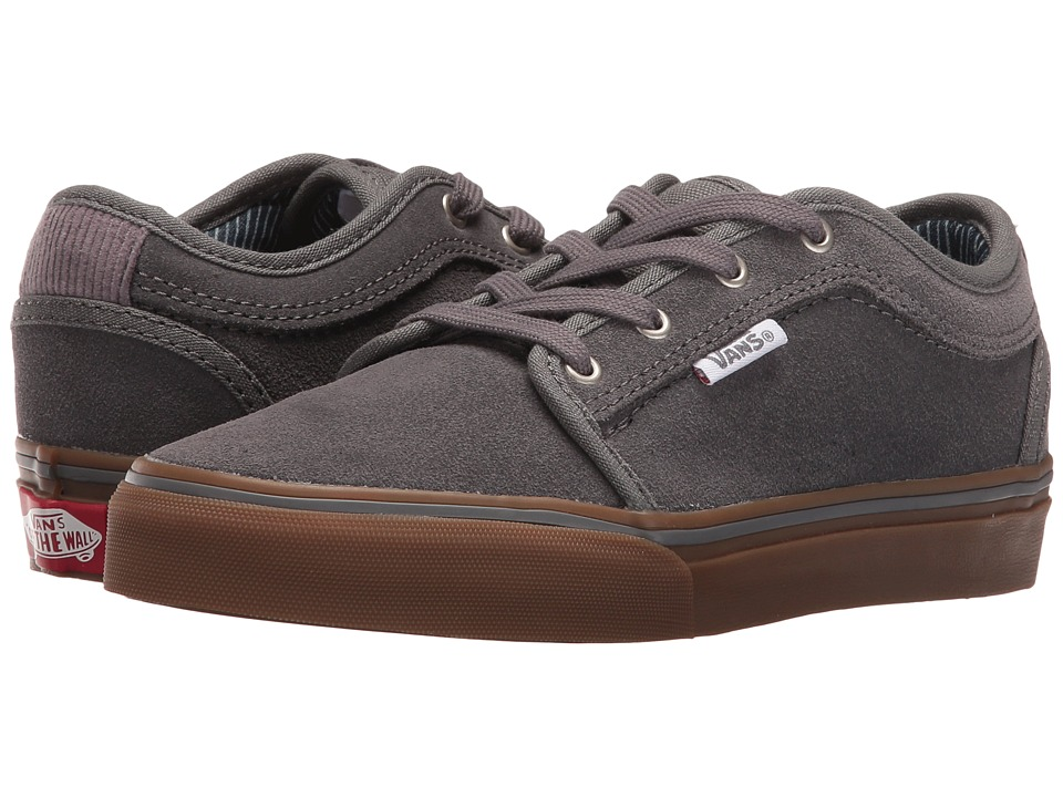 Vans Kids - Chukka Low (Little Kid/Big Kid) ((Work Wear) Tornado/Gum) Boys Shoes