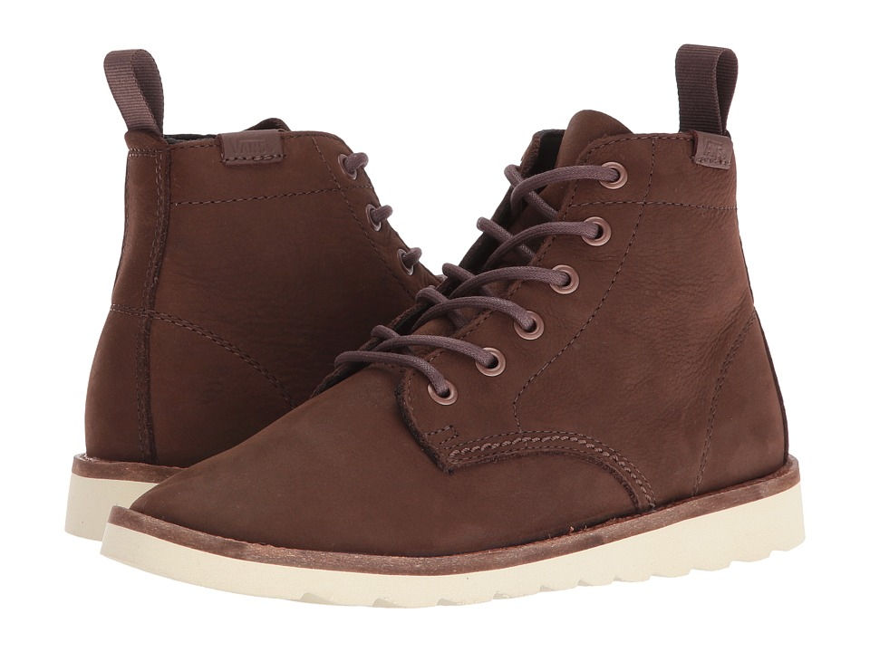 Vans - Sahara Boot (Chestnut) Women's Lace-up Boots