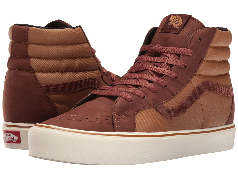 Vans - SK8-Hi Reissue Lite ((Surplus) Cappuccino/Marshmallow) Skate Shoes