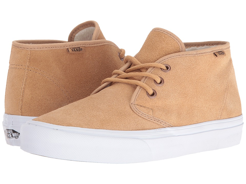 Vans - Prairie Chukka (Tan) Women's Lace-up Boots