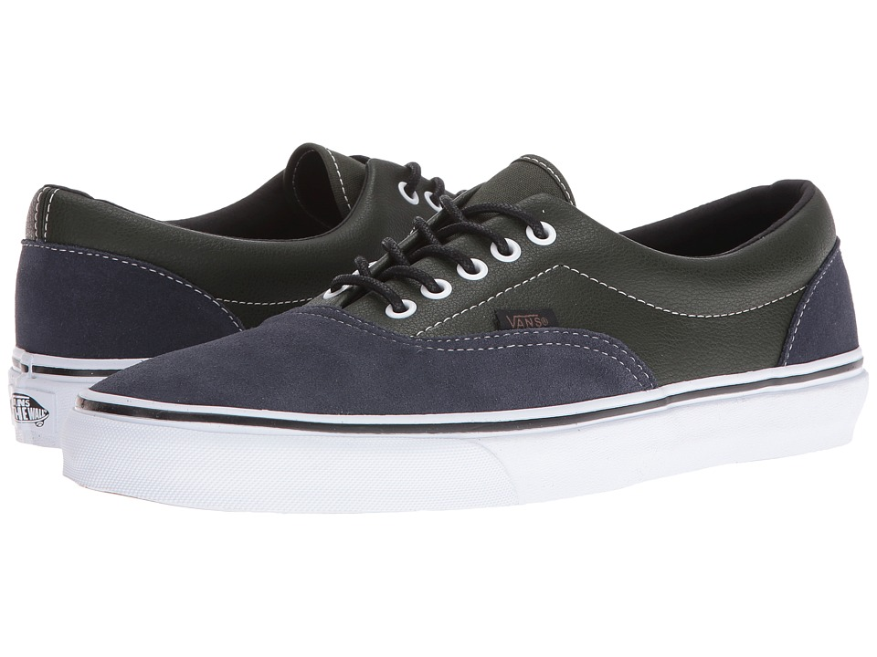 Vans - Era ((Suede & Leather) Parisian Night/Rosin) Skate Shoes
