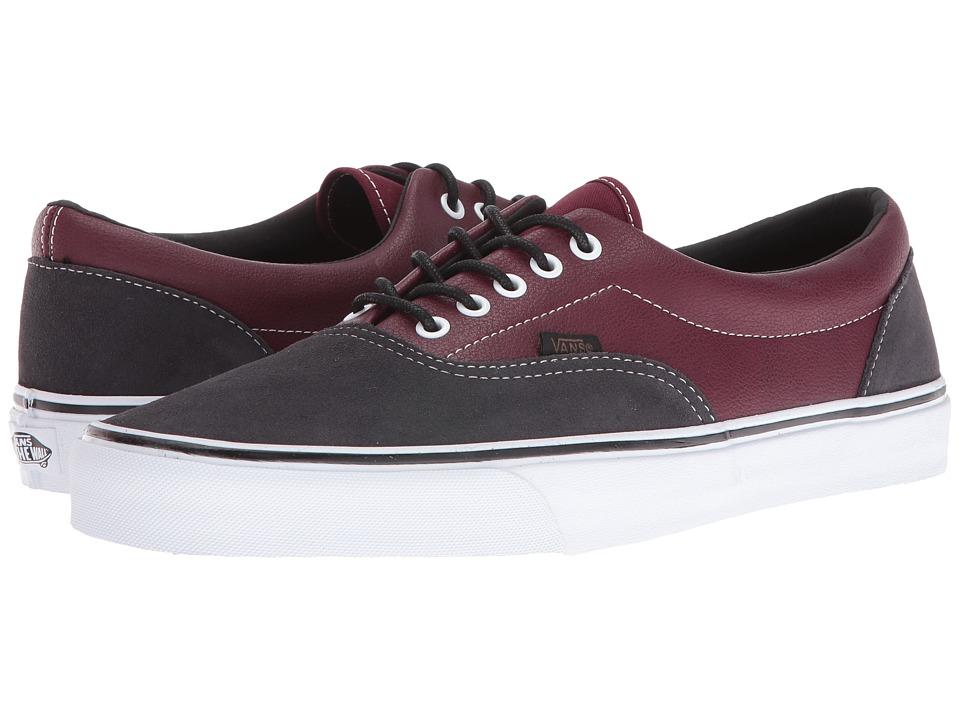Vans - Eratm ((Suede & Leather) Port Royale/Asphalt) Skate Shoes