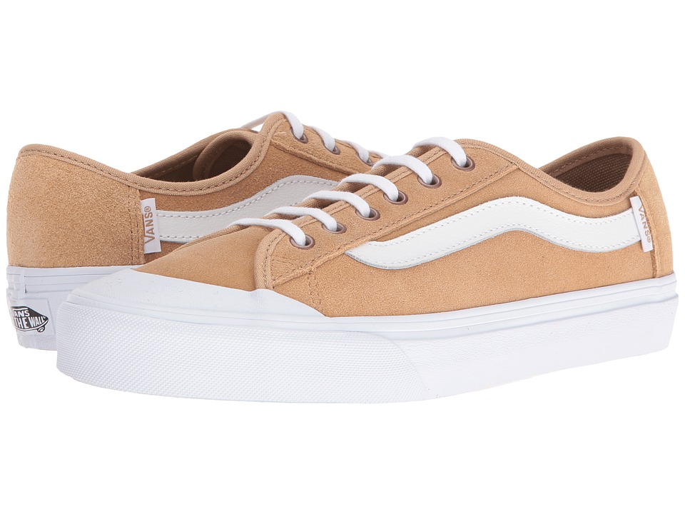 Vans - Black Ball SF (Tan) Women's Lace up casual Shoes
