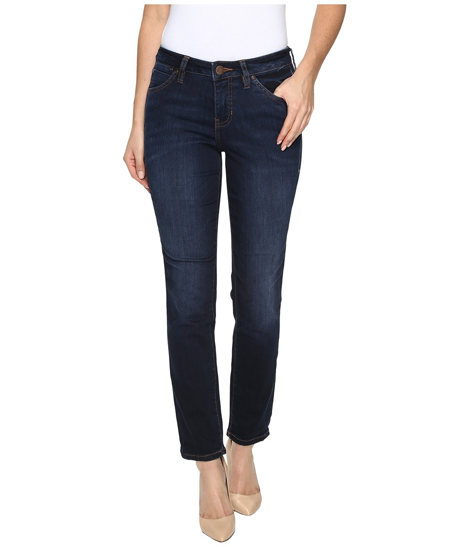 Jag Jeans Penelope Slim Ankle Platinum Denim in Indio (Indio) Women