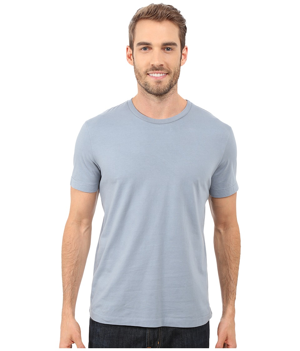 Mod-o-doc - San Onofre Short Sleeve Crew (Castlerock) Men's Clothing