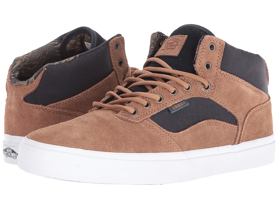 Vans - Bedford ((Military) Toasted/White) Skate Shoes