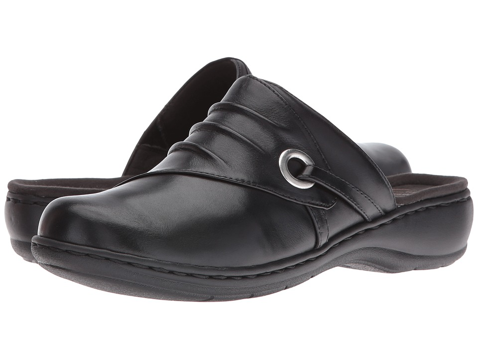 Clarks - Leisa Bliss (Black) Women's Shoes