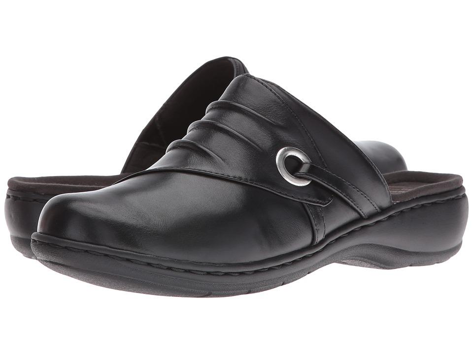 Clarks - Leisa Bliss (Black) Women's Shoes