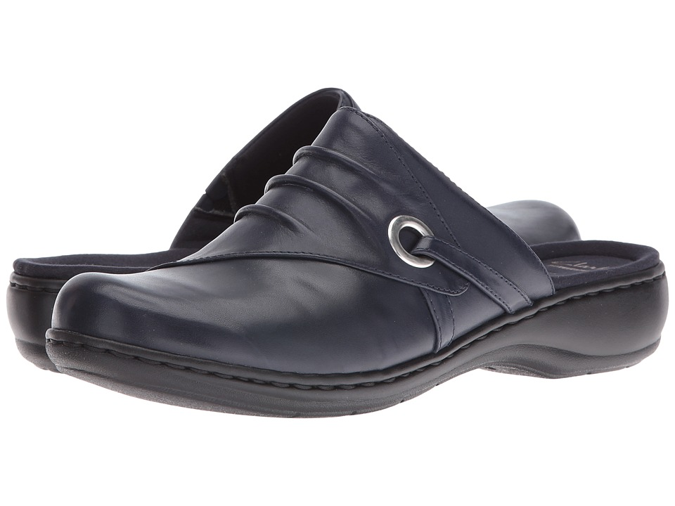 Clarks - Leisa Bliss (Navy) Women's Shoes