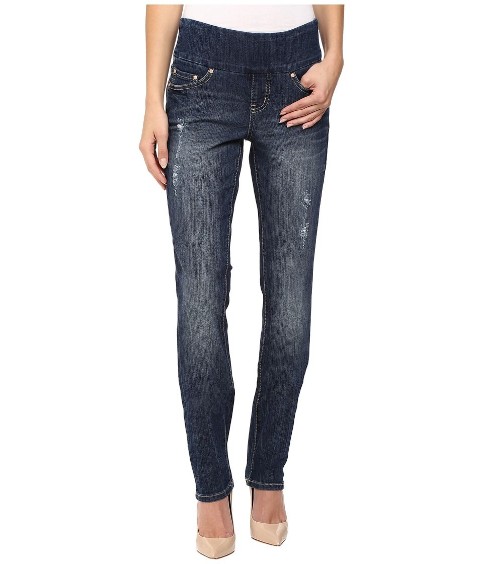 Jag Jeans - Malia Pull-On Slim Comfort Denim in Flatiron (Flatiron) Women's Jeans