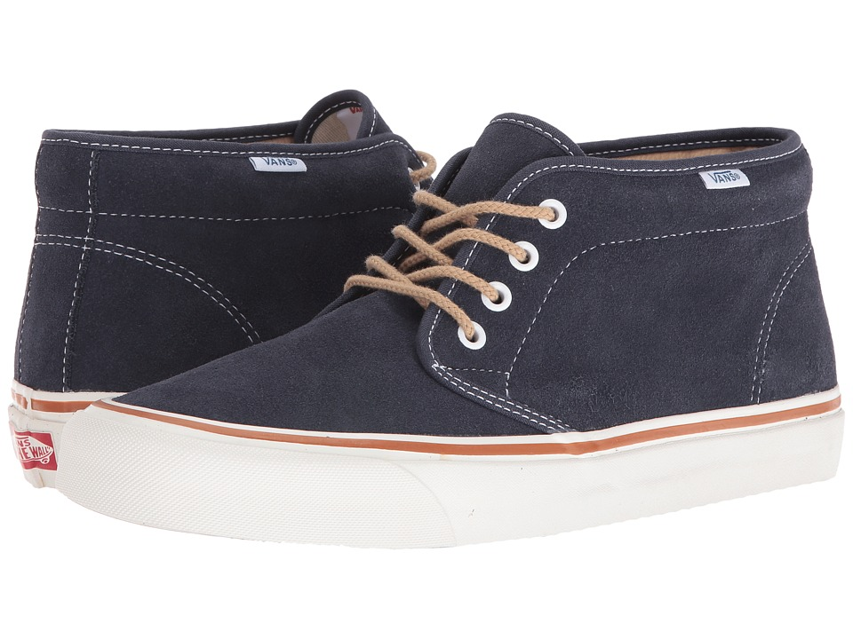 Vans - Chukka Boot 49 Reissue ((50th) Stv/Navy/Suede) Skate Shoes