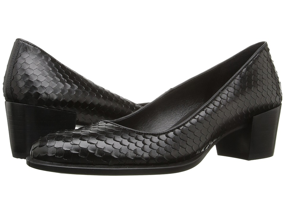 ECCO - Shape 35 Classic Pump (Black) Women's 1-2 inch heel Shoes