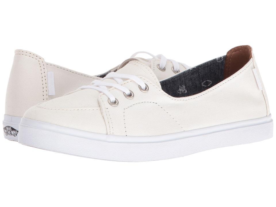 Vans - Palisades SF (Blanc De Blanc) Women's Slip on Shoes