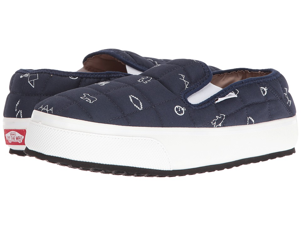 Vans - Slip-Er (Camp Icons) Women's Slippers