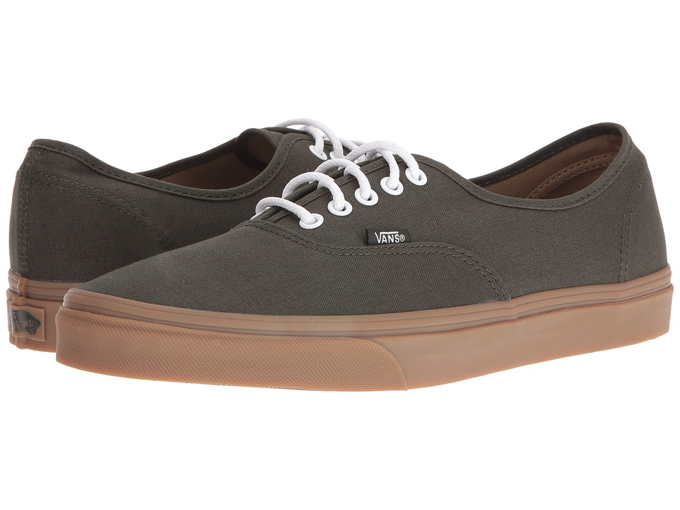 Vans - Authentic ((Gumsole) Rosin/Light Gum) Skate Shoes