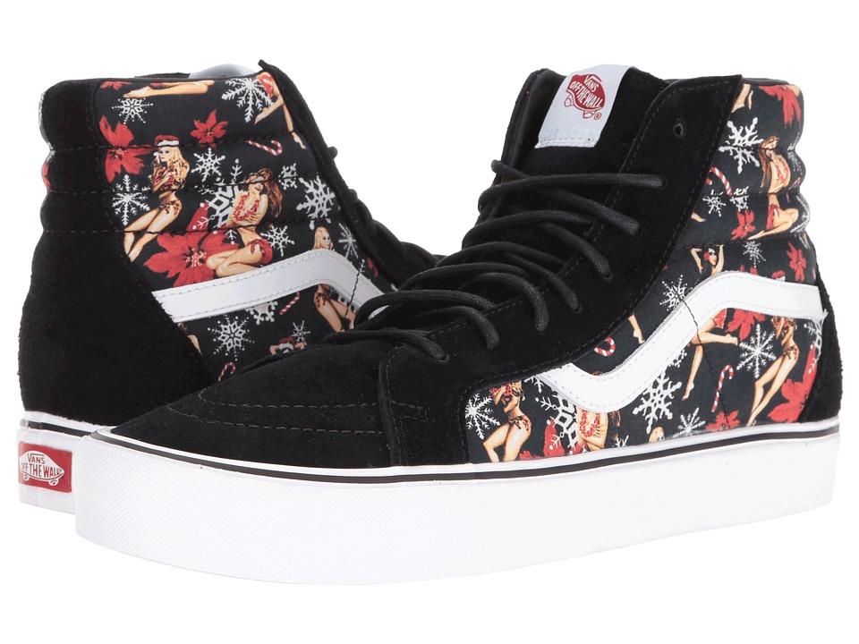 Vans - SK8-Hi Reissue Lite ((Van Doren ) Hoffman/Black) Skate Shoes