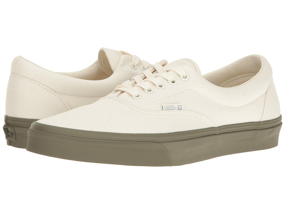Vans - Era ((Vansguard) Classic White/Ivy Green) Skate Shoes
