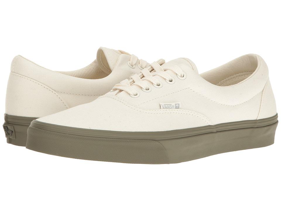 Vans - Era ((Vansguard) Classic White/Ivy Green) Skate Shoes