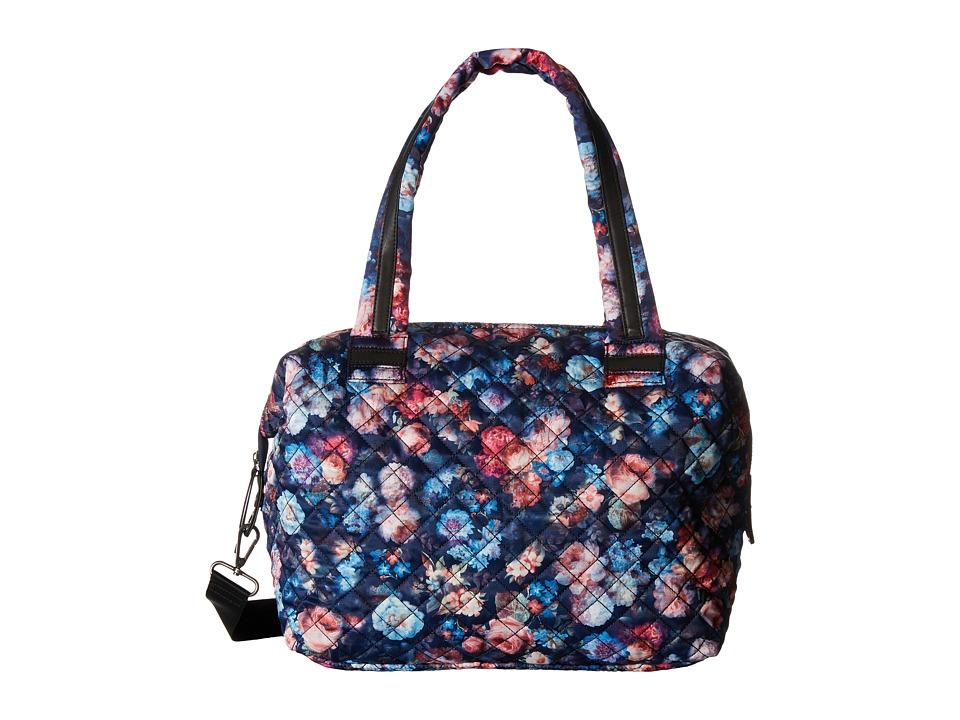 Steve Madden - Bvoyagee Tote (Navy Floral) Tote Handbags