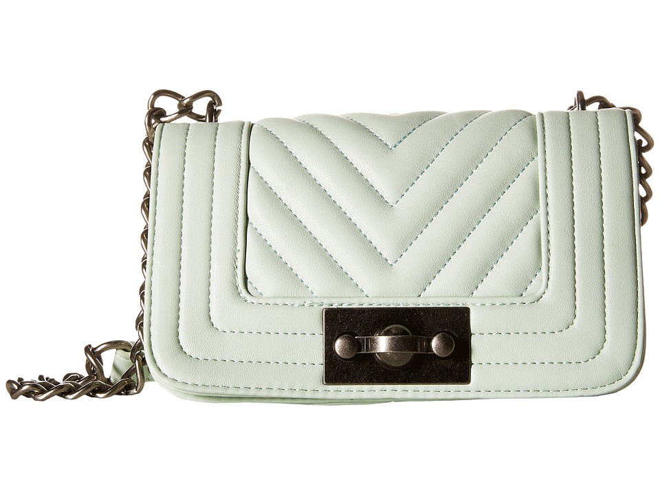 Steve Madden - Bbiff Crossbody (Mint) Cross Body Handbags