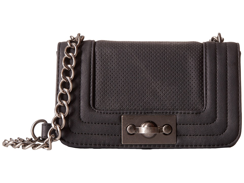 Steve Madden - Bbae Crossbody (Black) Cross Body Handbags