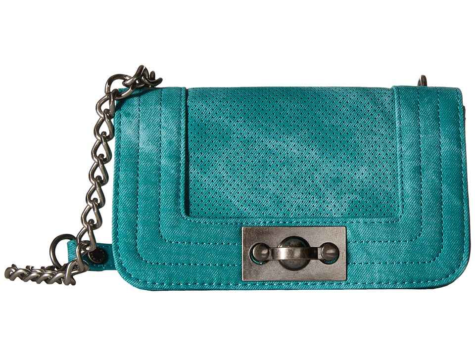 Steve Madden - Bbae Crossbody (Blue) Cross Body Handbags