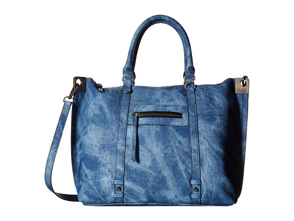 Steve Madden - Blaurel Tote (Denim) Tote Handbags