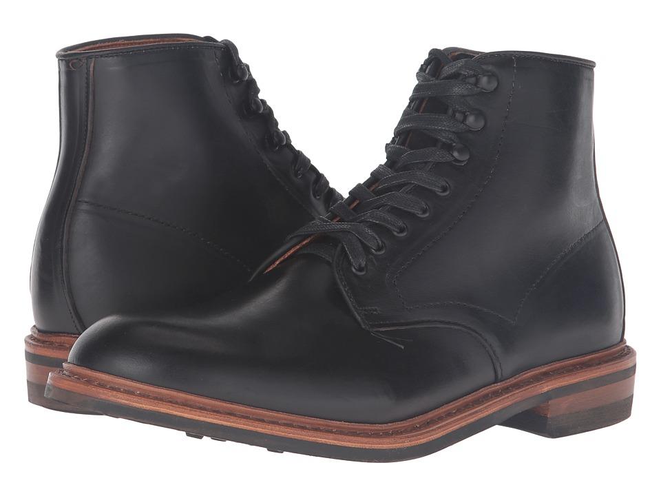 Allen Edmonds Higgins Mill (Black Chromexcel Leather) Men's Boots
