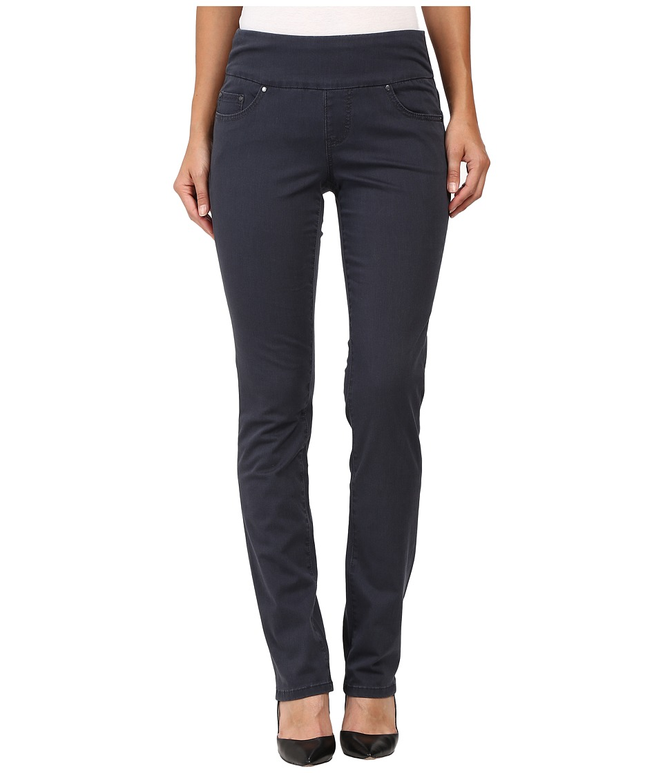 Jag Jeans - Peri Pull-On Straight Bay Twill (Poseidon) Women's Casual Pants