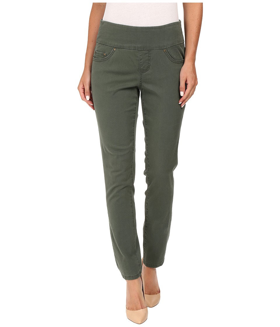 Jag Jeans - Amelia Ankle in Bay Twill (Deep Forest) Women's Casual Pants