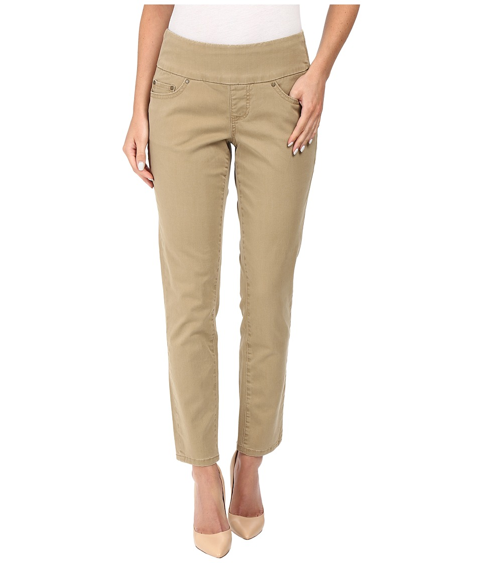 Jag Jeans - Amelia Ankle in Bay Twill (Toffee) Women's Casual Pants