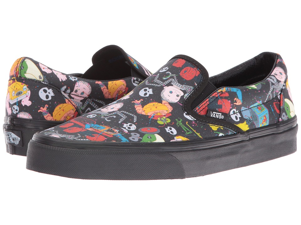 Vans Classic Slip-On X Toy Story Collection ((Toy Story) Sid