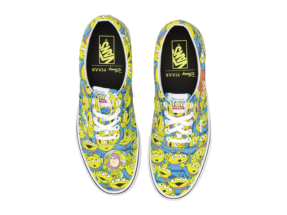 Vans - Era X Toy Story Collection ((Toy Story) Aliens/True White) Skate Shoes