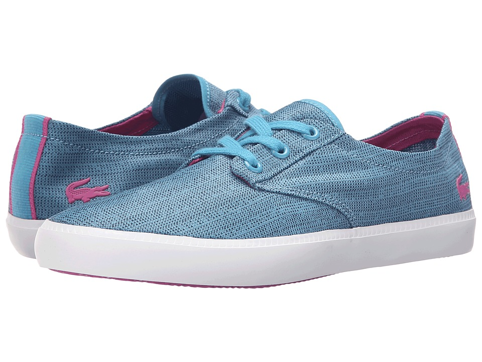 Lacoste - Malahini RH (Blue) Women's Shoes