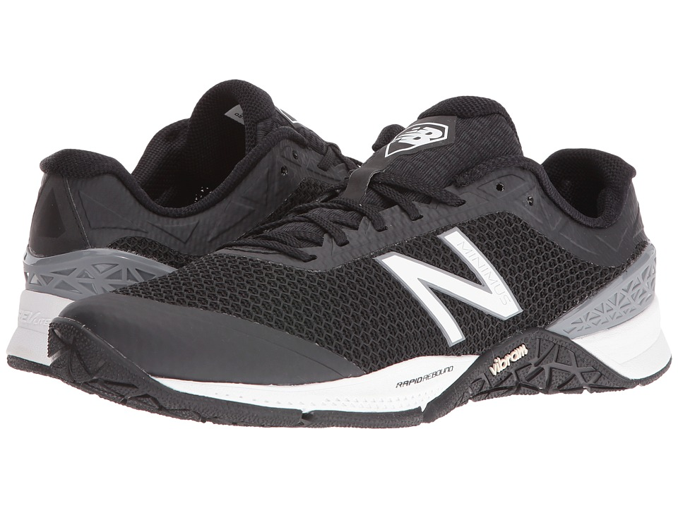 New Balance MX40v1 (Black/White) Men